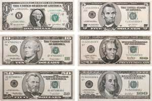 Diffe Types Of U S Currency Image 4